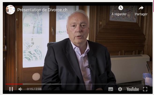 Les deux formes possibles de divorce suisse n'ont évidemment par le même coût !